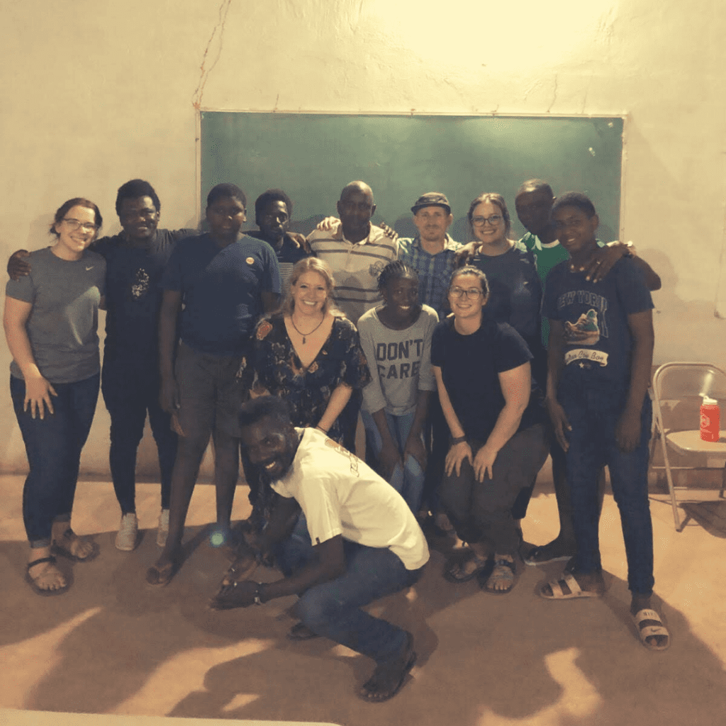 opportunities for churches and missions teams to visit the WAVS School in Guinea-Bissau, West Africa